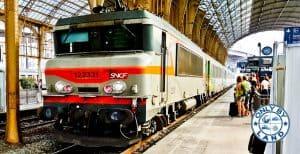 Train Travel Guide to France + Gare de Nice Ville