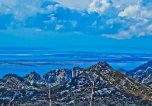 What to do in Zadar County Croatia - Velebit Mountain Range