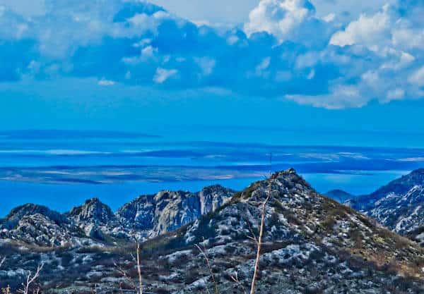What to do in Zadar County Croatia - Velebit Mountain Range