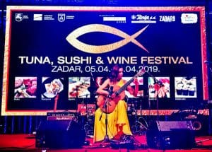 What to do in Zadar County Croatia - Tuna, Sushi and Wine Festival