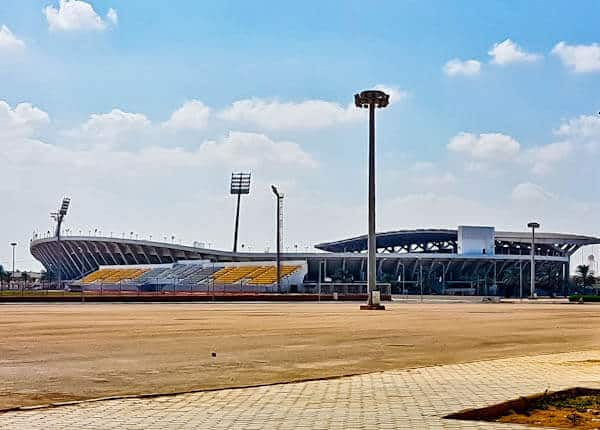 Things to do in Alexandria Egypt - Borg El Arab Stadium