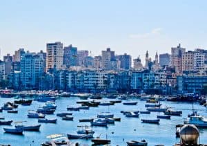 Things to do in Alexandria Egypt - Alexandria Port and Corniche