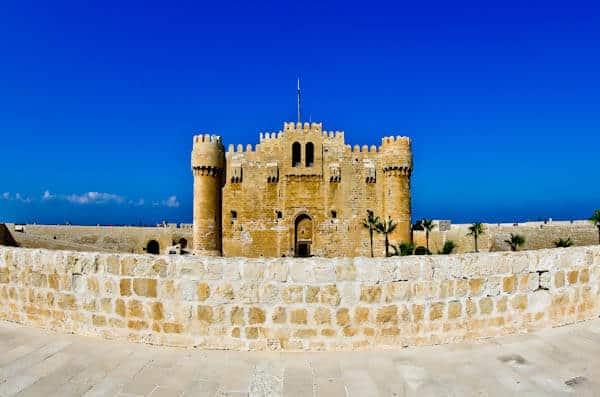 Things to do in Alexandria Egypt - Citadel of Qaitbay