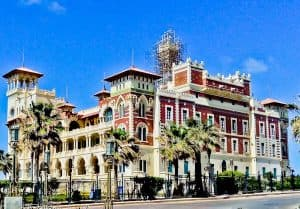 Things to do in Alexandria Egypt - Montaza Palace