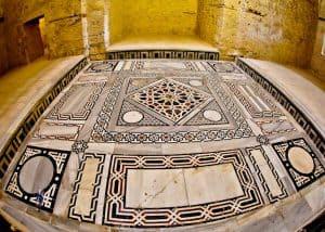 Things to do in Alexandria Egypt - Citadel of Qaitbay - Interior