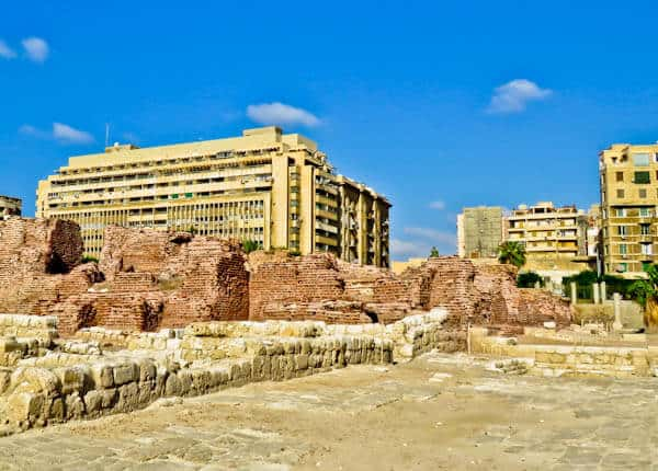 Things to do in Alexandria Egypt