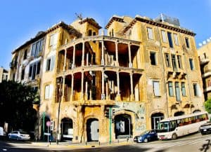 Things to do in Beirut Lebanon - Beit Beirut