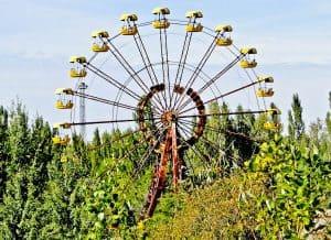 How to Visit Chernobyl on a Day Trip from Kiev Ukraine - Pripyat Amusement Park