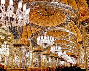 How to Visit the Imam Reza Shrine as a Non Muslim - Mashhad Iran - Underground