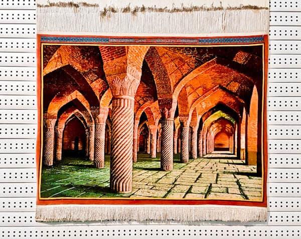 How to Visit the Imam Reza Shrine as a Non Muslim - Mashhad Iran - Carpet Museum