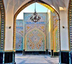 How to Visit the Imam Reza Shrine as a Non Muslim - Mashhad Iran - Islamic Persian Architecture