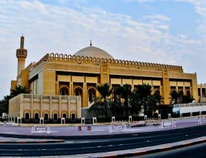 Things to do in Kuwait City Kuwait - Grand Mosque