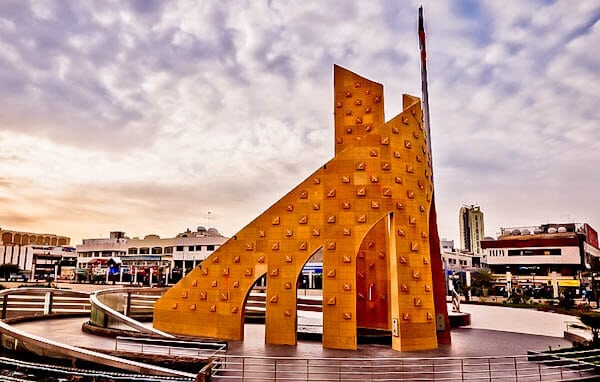 Things to do in Kuwait City Kuwait - Safat Square