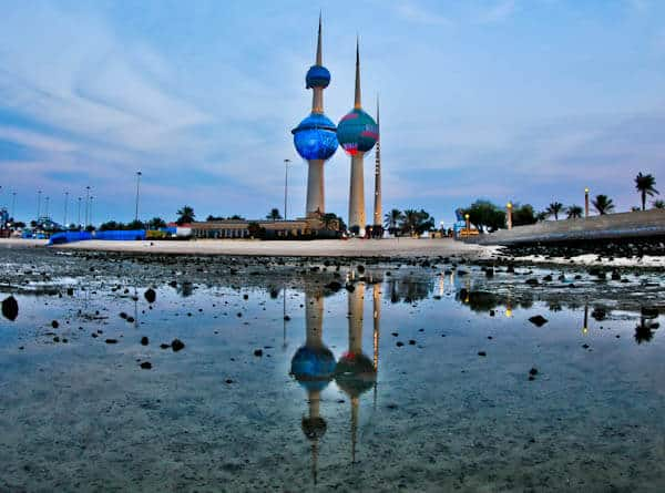 Things to do in Kuwait City Kuwait - Kuwait Towers