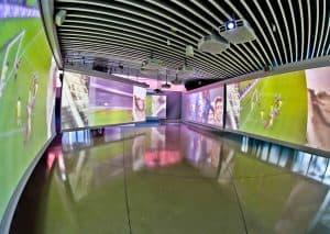 Parc des Princes Stadium Tour - Paris SG - Museum