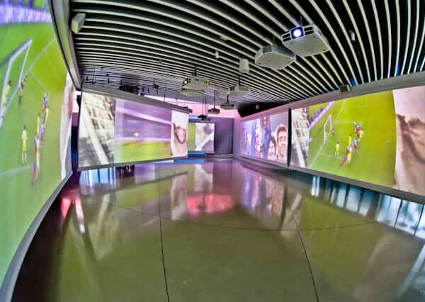 Parc des Princes Stadium Tour - Paris SG - Museum