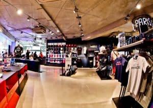 Parc des Princes Stadium Tour - Paris SG - Store