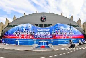 Parc des Princes Stadium Tour - Paris SG - Location