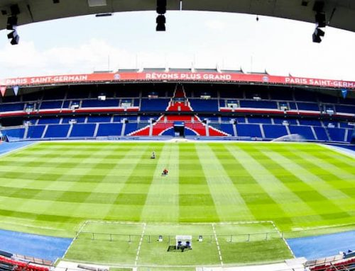Parc des Princes Stadium Tour – Paris SG