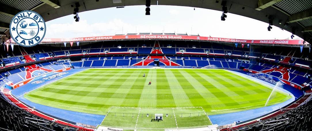 Parc des Princes Stadium Tour - Paris SG