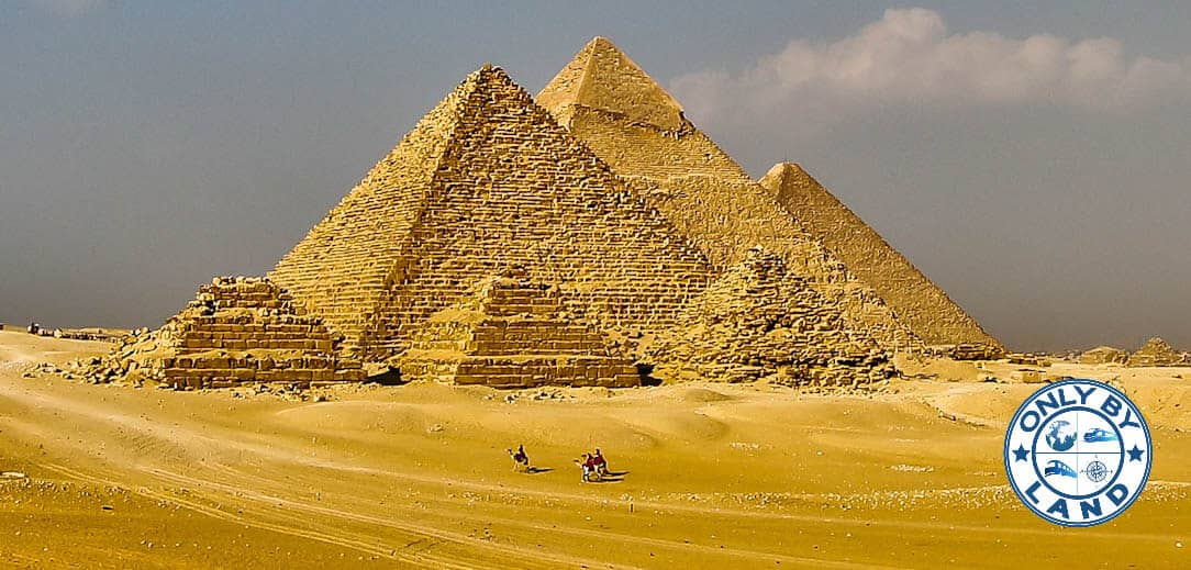 How to Photograph the Egyptian Pyramids of Giza