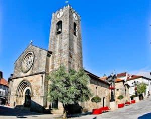 Main Church of Ponte de Lima