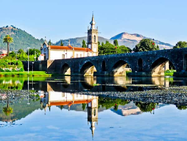 Things to do in Ponte de Lima Portugal - Medieval Bridge