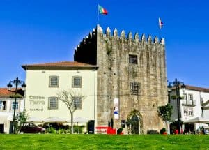 What to see in Ponte de Lima - Old Prison Tower
