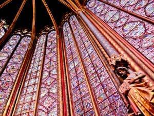 Best time to visit Sainte Chapelle Paris