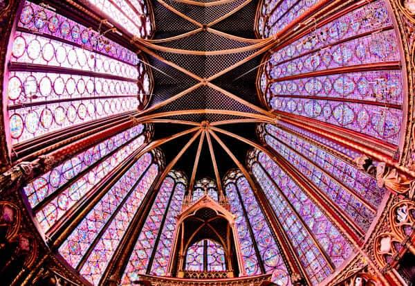 Visit Sainte Chapelle Facts - Paris France
