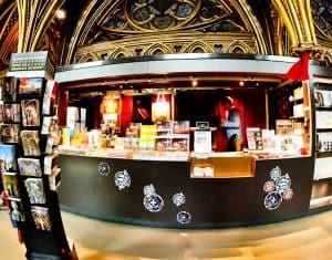 Visit Sainte Chapelle Paris - Gift Store