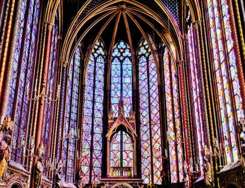 Visit Sainte Chapelle – Paris France + Photography