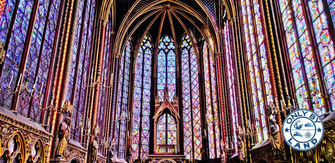 Visit Sainte Chapelle – Paris France + Photography