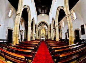 Things to do in Tomar Portugal - Saint John the Baptist Church