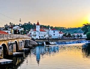 Tomar Portugal Attractions