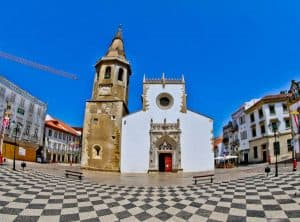 Best Things to do in Tomar Portugal - Saint John the Baptist Church