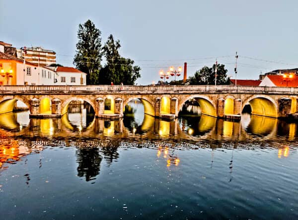 Things to do in Tomar Portugal - Old Bridge
