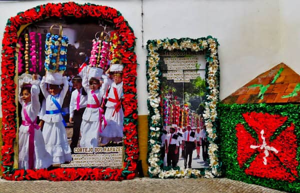 Things to do in Tomar Portugal - Trays' Festival (Festa Dos Tabuleiros)