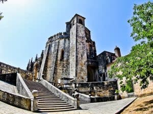 Things to do in Tomar Portugal - Templars Castle