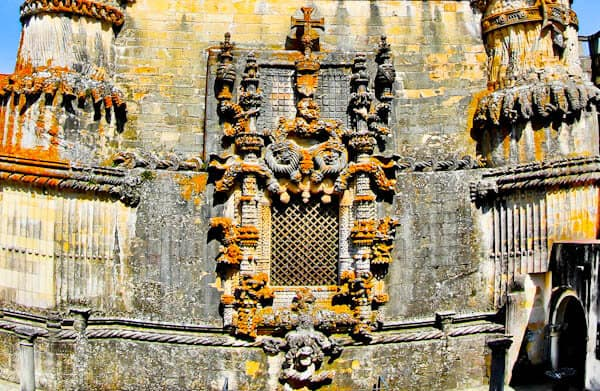 Best Things to do in Tomar Portugal - Window of the Chapter House