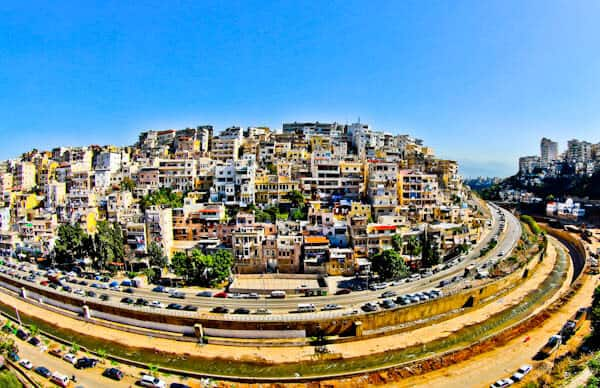 Things to do in Tripoli Lebanon - Citadel Viewpoint
