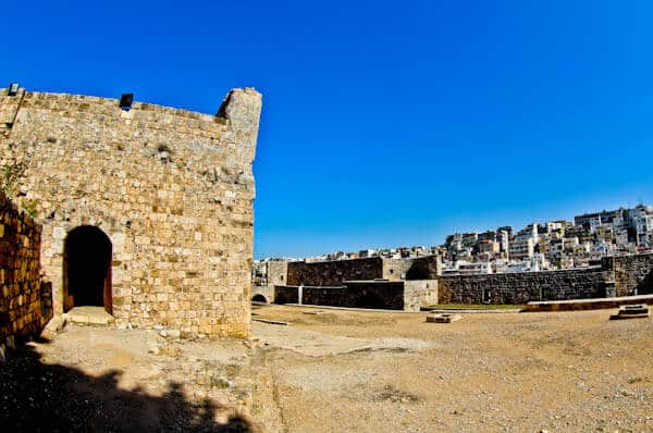 What to see in Tripoli Lebanon - Citadel of Raymond de Saint-Gilles