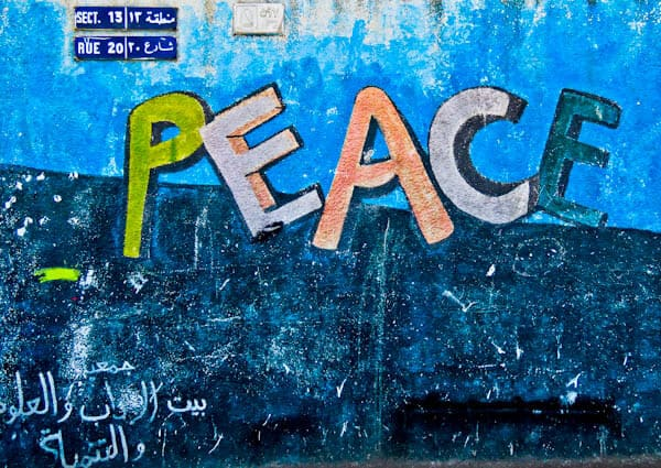 What to see in Tripoli Lebanon - Street Art