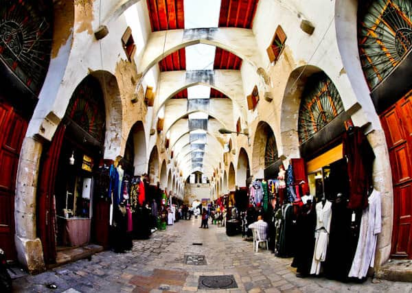 What to see in Tripoli Lebanon - Al Saboun Caravanserai