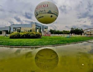 Ballon de Paris - Hot Air Balloon - Ballon Generali
