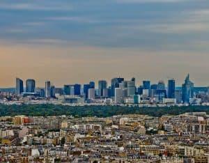 Ballon de Paris Panoramic View - La Defense