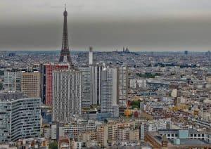 Ballon de Paris Panoramic View - Sacre Coeur