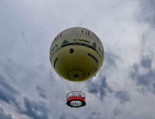 Ballon de Paris – Hot Air Balloon – Review