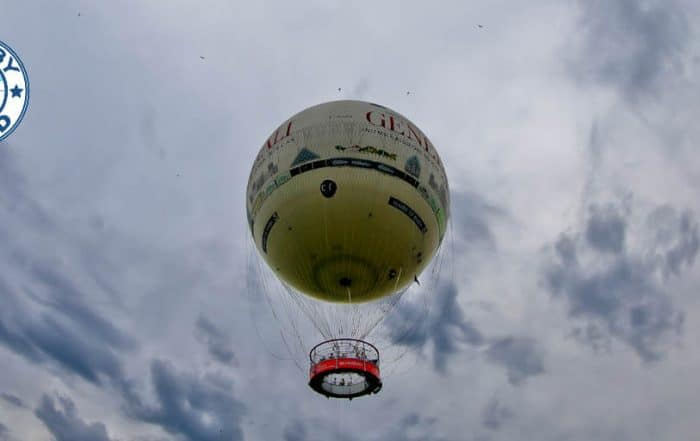 Ballon de Paris - Hot Air Balloon - Review