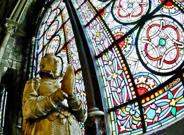 15 Reasons to Visit Saint Denis Basilica - Stained Glass Windows